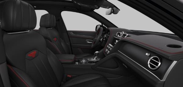 New 2021 Bentley Bentayga V8 for sale $223,710 at Alfa Romeo of Westport in Westport CT 06880 7