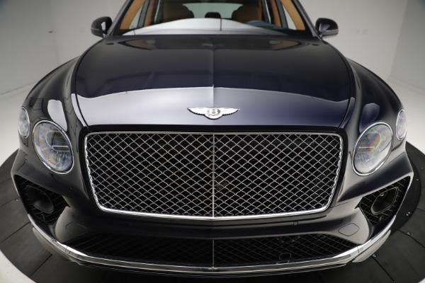 New 2021 Bentley Bentayga V8 for sale Call for price at Alfa Romeo of Westport in Westport CT 06880 13