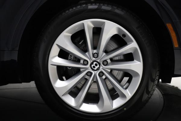 New 2021 Bentley Bentayga V8 for sale Call for price at Alfa Romeo of Westport in Westport CT 06880 15
