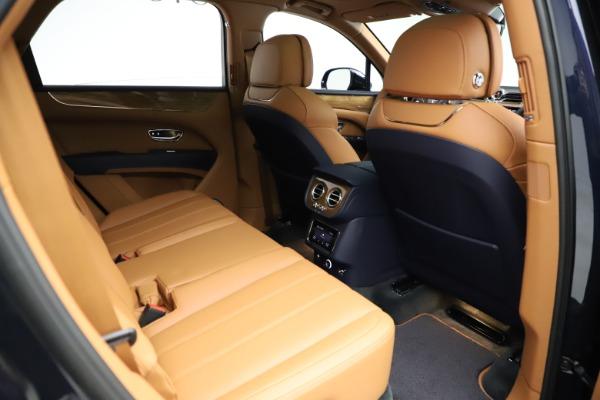 New 2021 Bentley Bentayga V8 for sale Call for price at Alfa Romeo of Westport in Westport CT 06880 28