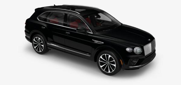 New 2021 Bentley Bentayga V8 for sale Sold at Alfa Romeo of Westport in Westport CT 06880 5