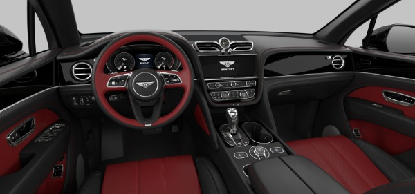 New 2021 Bentley Bentayga V8 for sale $207,765 at Alfa Romeo of Westport in Westport CT 06880 6