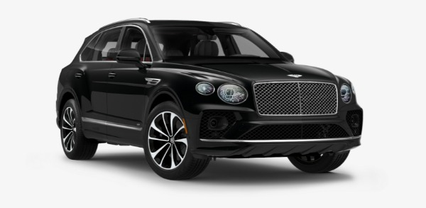 New 2021 Bentley Bentayga V8 for sale Sold at Alfa Romeo of Westport in Westport CT 06880 1