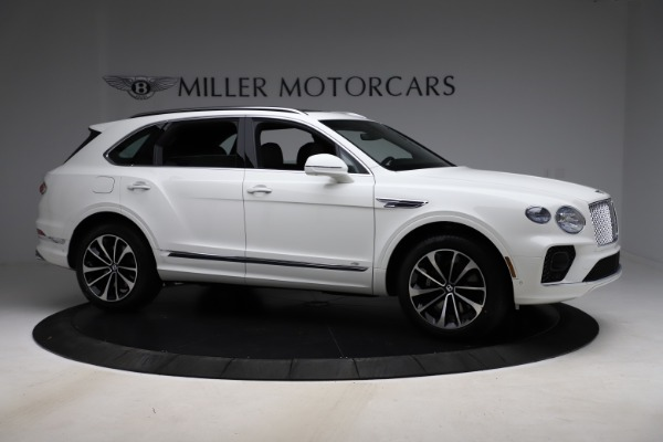 New 2021 Bentley Bentayga V8 for sale Sold at Alfa Romeo of Westport in Westport CT 06880 10