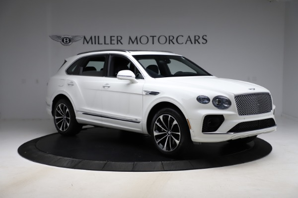 New 2021 Bentley Bentayga V8 for sale Sold at Alfa Romeo of Westport in Westport CT 06880 11