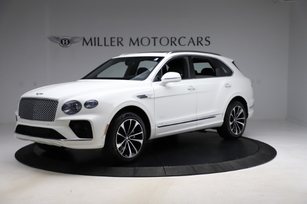 New 2021 Bentley Bentayga V8 for sale Sold at Alfa Romeo of Westport in Westport CT 06880 2