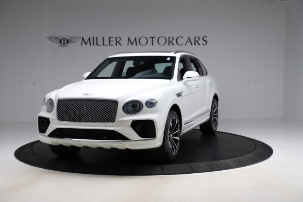 New 2021 Bentley Bentayga V8 for sale Sold at Alfa Romeo of Westport in Westport CT 06880 1