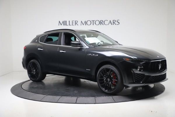 New 2020 Maserati Levante S Q4 GranSport for sale $102,985 at Alfa Romeo of Westport in Westport CT 06880 10