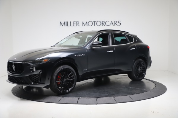 New 2020 Maserati Levante S Q4 GranSport for sale $102,985 at Alfa Romeo of Westport in Westport CT 06880 2