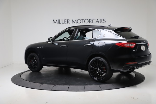 New 2020 Maserati Levante S Q4 GranSport for sale $102,985 at Alfa Romeo of Westport in Westport CT 06880 4