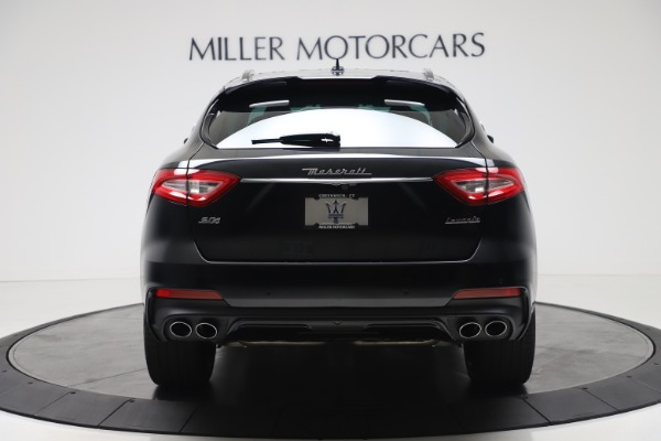 New 2020 Maserati Levante S Q4 GranSport for sale $102,985 at Alfa Romeo of Westport in Westport CT 06880 6
