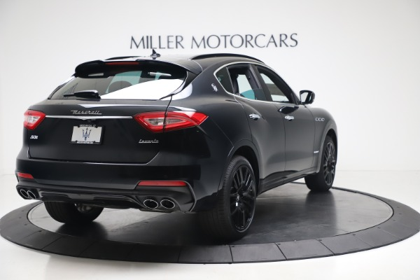 New 2020 Maserati Levante S Q4 GranSport for sale $102,985 at Alfa Romeo of Westport in Westport CT 06880 7