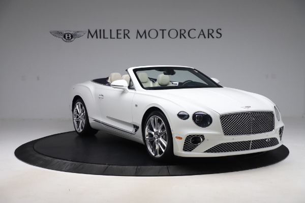 New 2020 Bentley Continental GTC W12 First Edition for sale $304,515 at Alfa Romeo of Westport in Westport CT 06880 11