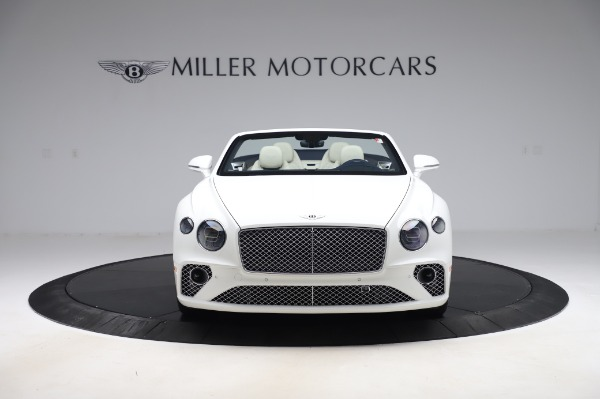 New 2020 Bentley Continental GTC W12 First Edition for sale $304,515 at Alfa Romeo of Westport in Westport CT 06880 12