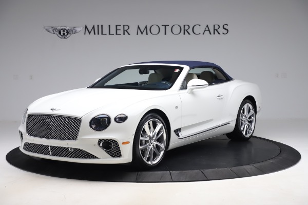 New 2020 Bentley Continental GTC W12 First Edition for sale $304,515 at Alfa Romeo of Westport in Westport CT 06880 13