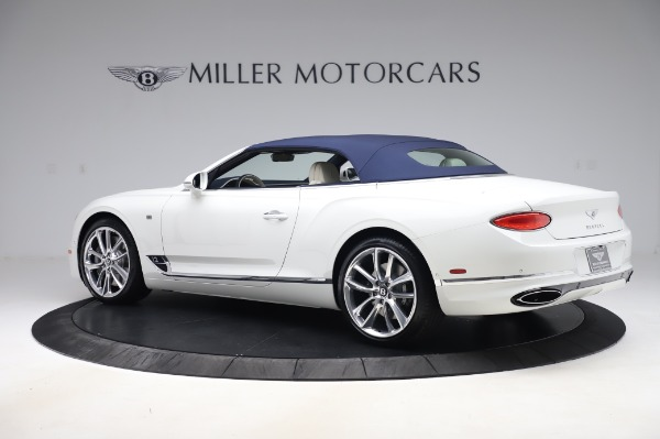 New 2020 Bentley Continental GTC W12 First Edition for sale $304,515 at Alfa Romeo of Westport in Westport CT 06880 15