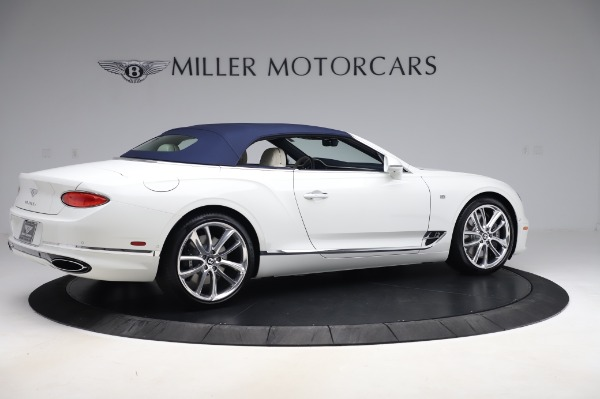 New 2020 Bentley Continental GTC W12 First Edition for sale $304,515 at Alfa Romeo of Westport in Westport CT 06880 17