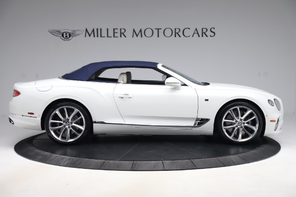 New 2020 Bentley Continental GTC W12 First Edition for sale $304,515 at Alfa Romeo of Westport in Westport CT 06880 18