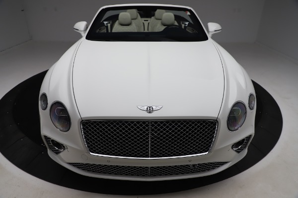 New 2020 Bentley Continental GTC W12 First Edition for sale $304,515 at Alfa Romeo of Westport in Westport CT 06880 20