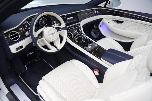 New 2020 Bentley Continental GTC W12 First Edition for sale $304,515 at Alfa Romeo of Westport in Westport CT 06880 27