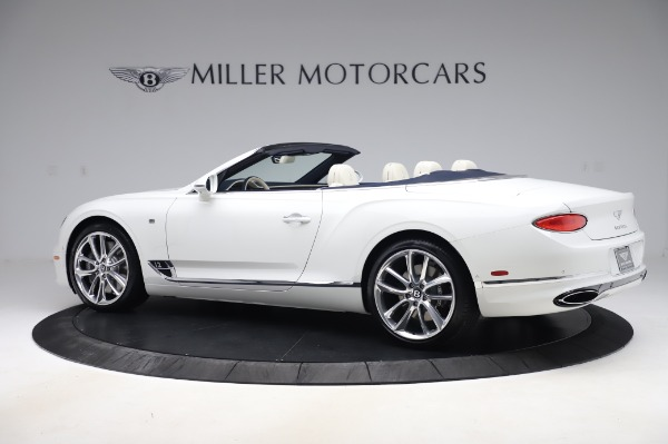 New 2020 Bentley Continental GTC W12 First Edition for sale $304,515 at Alfa Romeo of Westport in Westport CT 06880 4