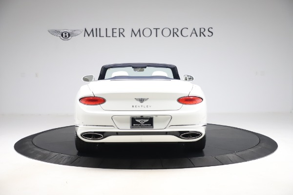 New 2020 Bentley Continental GTC W12 First Edition for sale $304,515 at Alfa Romeo of Westport in Westport CT 06880 6