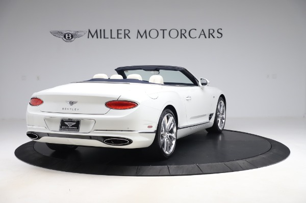 New 2020 Bentley Continental GTC W12 First Edition for sale $304,515 at Alfa Romeo of Westport in Westport CT 06880 7