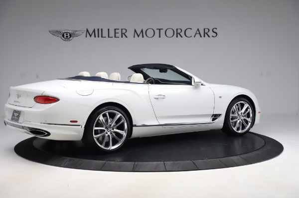 New 2020 Bentley Continental GTC W12 First Edition for sale $304,515 at Alfa Romeo of Westport in Westport CT 06880 8