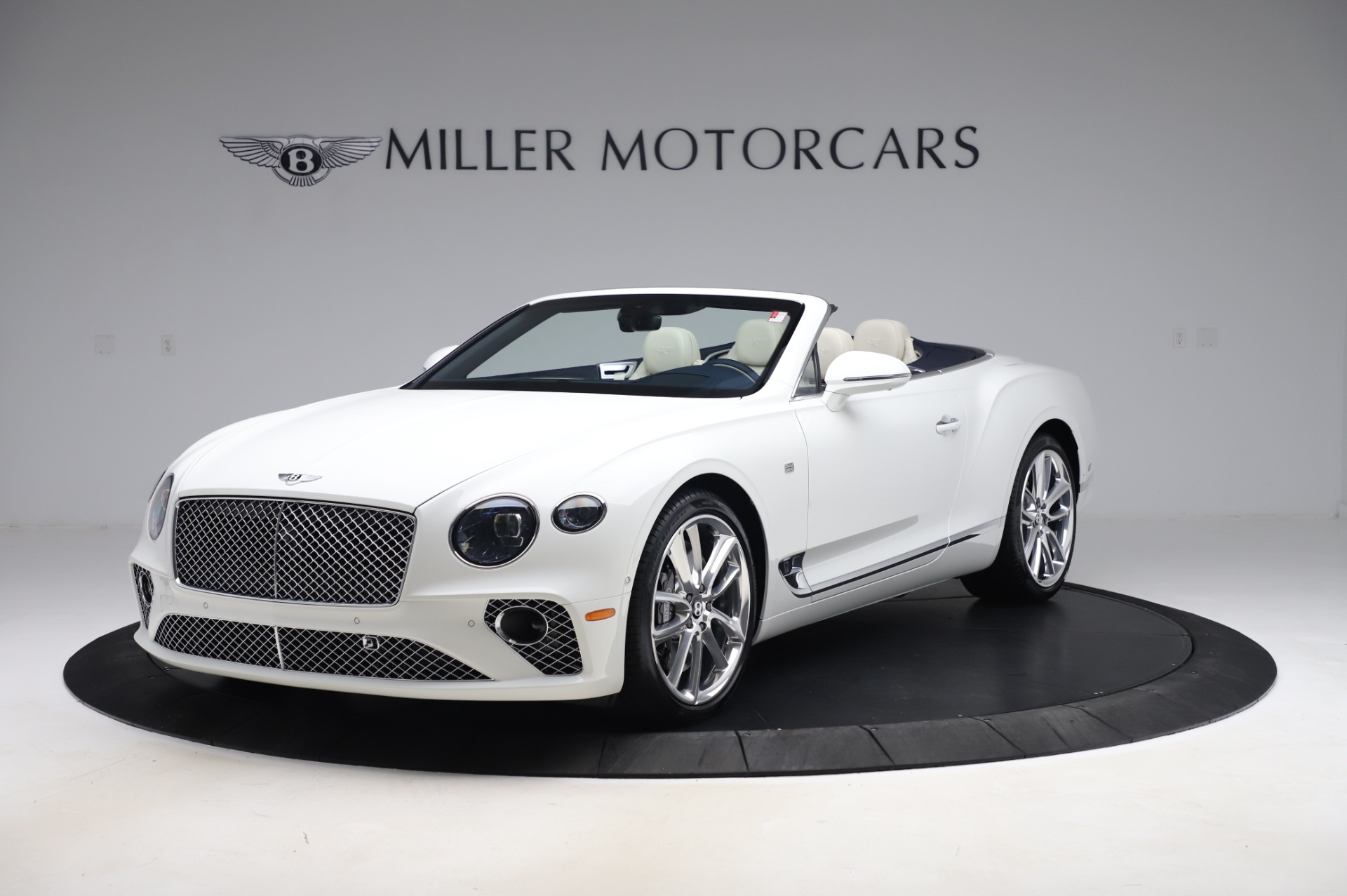 New 2020 Bentley Continental GTC W12 First Edition for sale $304,515 at Alfa Romeo of Westport in Westport CT 06880 1