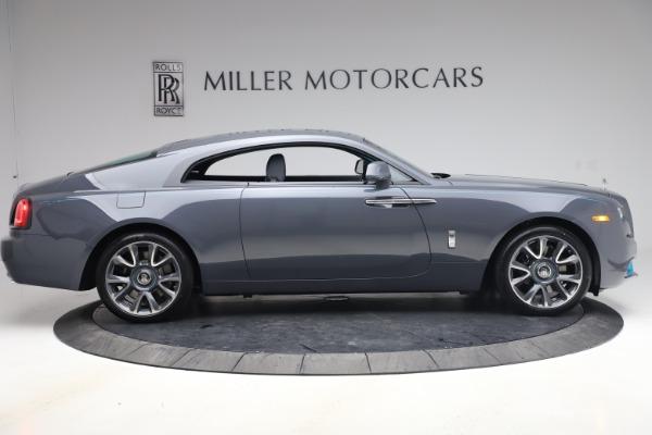 New 2021 Rolls-Royce Wraith KRYPTOS for sale $450,550 at Alfa Romeo of Westport in Westport CT 06880 10