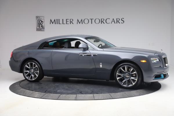 New 2021 Rolls-Royce Wraith KRYPTOS for sale $450,550 at Alfa Romeo of Westport in Westport CT 06880 11