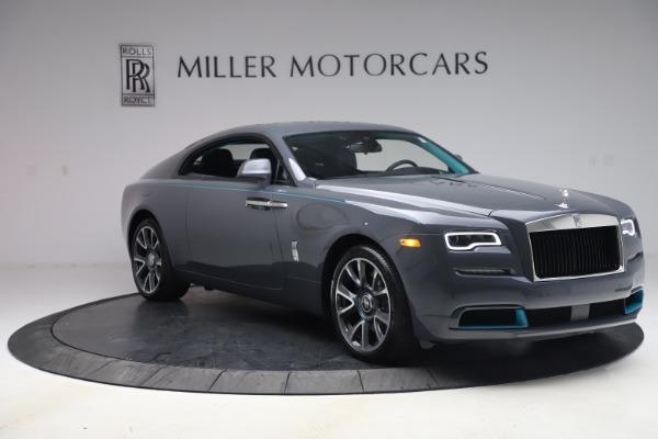 New 2021 Rolls-Royce Wraith KRYPTOS for sale $450,550 at Alfa Romeo of Westport in Westport CT 06880 12