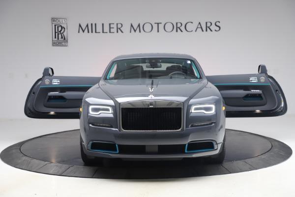 New 2021 Rolls-Royce Wraith KRYPTOS for sale $450,550 at Alfa Romeo of Westport in Westport CT 06880 13