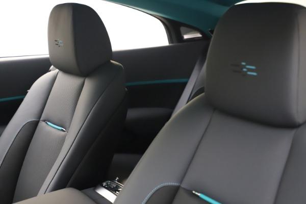 New 2021 Rolls-Royce Wraith KRYPTOS for sale $450,550 at Alfa Romeo of Westport in Westport CT 06880 14