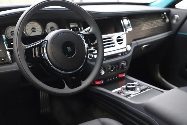 New 2021 Rolls-Royce Wraith KRYPTOS for sale $450,550 at Alfa Romeo of Westport in Westport CT 06880 16