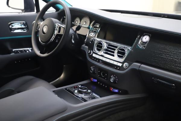 New 2021 Rolls-Royce Wraith KRYPTOS for sale $450,550 at Alfa Romeo of Westport in Westport CT 06880 17
