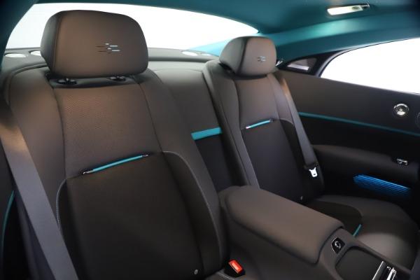 New 2021 Rolls-Royce Wraith KRYPTOS for sale $450,550 at Alfa Romeo of Westport in Westport CT 06880 18