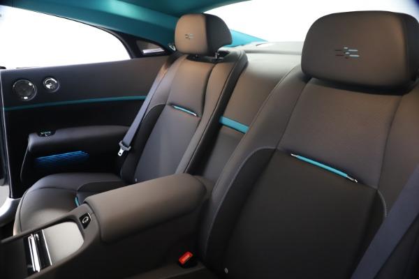 New 2021 Rolls-Royce Wraith KRYPTOS for sale $450,550 at Alfa Romeo of Westport in Westport CT 06880 19