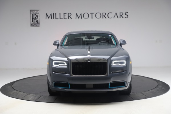 New 2021 Rolls-Royce Wraith KRYPTOS for sale $450,550 at Alfa Romeo of Westport in Westport CT 06880 2