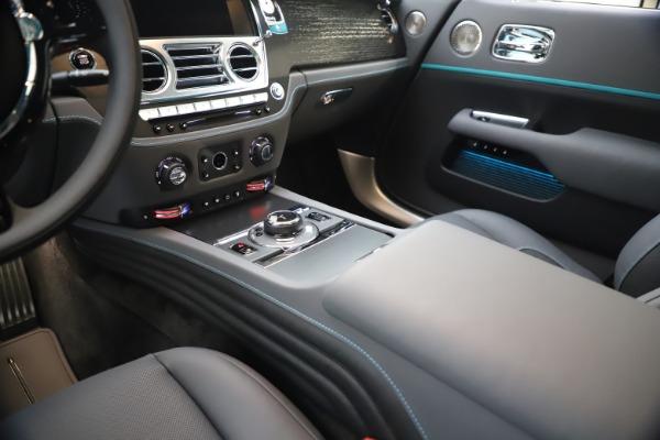 New 2021 Rolls-Royce Wraith KRYPTOS for sale $450,550 at Alfa Romeo of Westport in Westport CT 06880 21