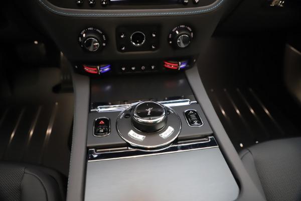 New 2021 Rolls-Royce Wraith KRYPTOS for sale $450,550 at Alfa Romeo of Westport in Westport CT 06880 24