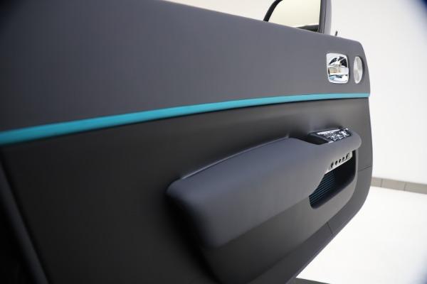 New 2021 Rolls-Royce Wraith KRYPTOS for sale $450,550 at Alfa Romeo of Westport in Westport CT 06880 25