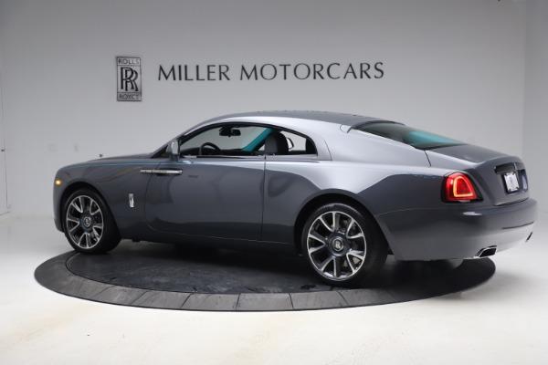 New 2021 Rolls-Royce Wraith KRYPTOS for sale $450,550 at Alfa Romeo of Westport in Westport CT 06880 5