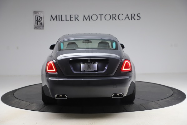New 2021 Rolls-Royce Wraith KRYPTOS for sale $450,550 at Alfa Romeo of Westport in Westport CT 06880 7