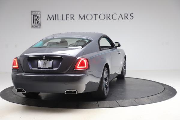 New 2021 Rolls-Royce Wraith KRYPTOS for sale $450,550 at Alfa Romeo of Westport in Westport CT 06880 8
