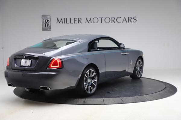 New 2021 Rolls-Royce Wraith KRYPTOS for sale $450,550 at Alfa Romeo of Westport in Westport CT 06880 9