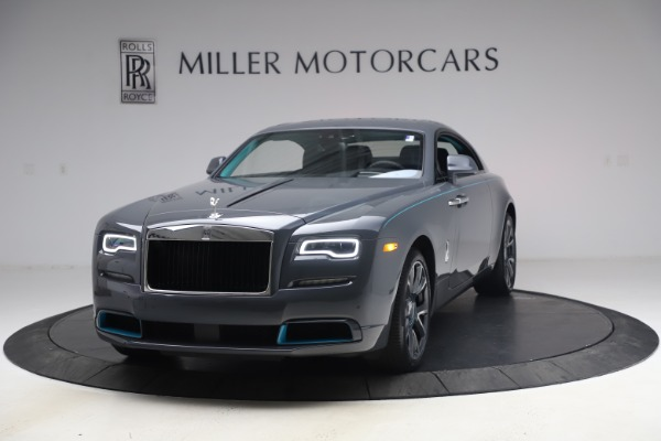 New 2021 Rolls-Royce Wraith KRYPTOS for sale $450,550 at Alfa Romeo of Westport in Westport CT 06880 1