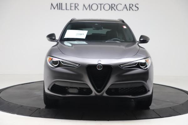New 2020 Alfa Romeo Stelvio Ti Sport Q4 for sale $55,995 at Alfa Romeo of Westport in Westport CT 06880 12