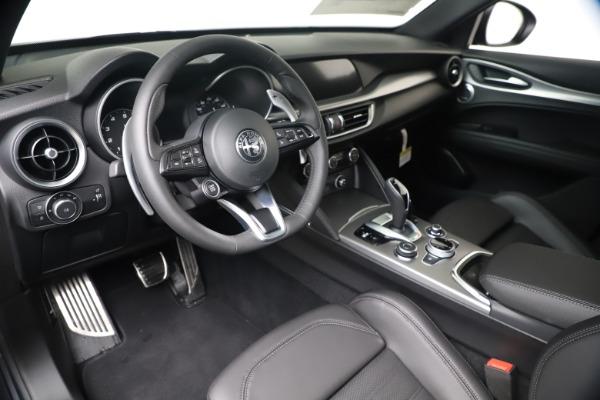 New 2020 Alfa Romeo Stelvio Ti Sport Q4 for sale $55,995 at Alfa Romeo of Westport in Westport CT 06880 13