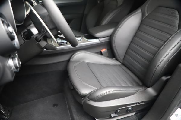 New 2020 Alfa Romeo Stelvio Ti Sport Q4 for sale $55,995 at Alfa Romeo of Westport in Westport CT 06880 15